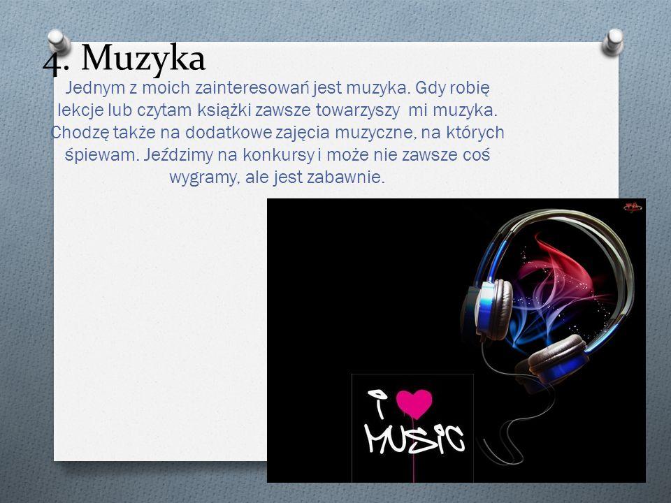 4. Muzyka