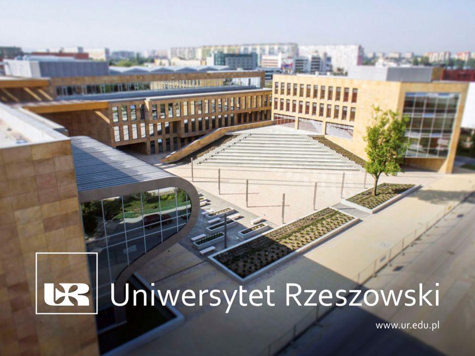 Uniwersytet Rzeszowski powstał 1 września 2001 r