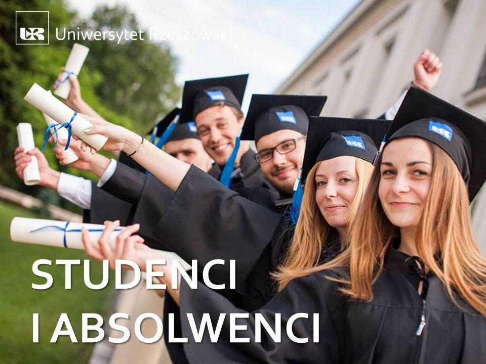 STUDENCI I ABSOLWENCI