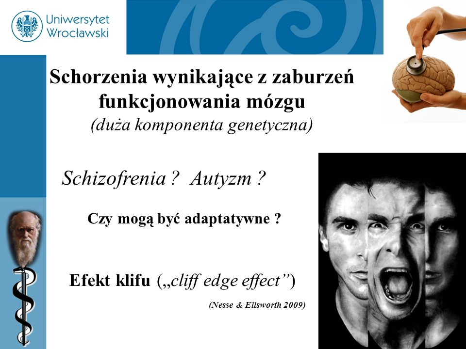 Schizofrenia Autyzm Czy mogą być adaptatywne