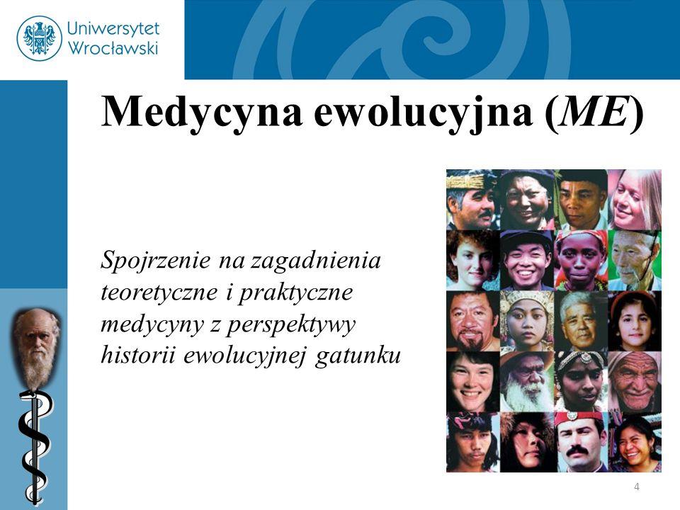 Medycyna ewolucyjna (ME)