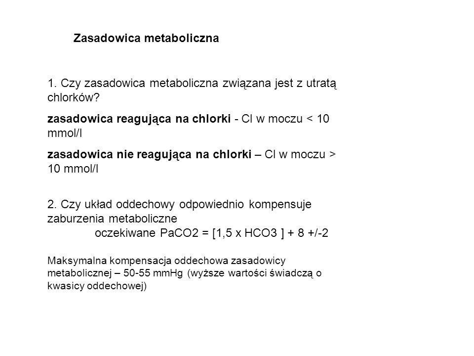 Zasadowica metaboliczna