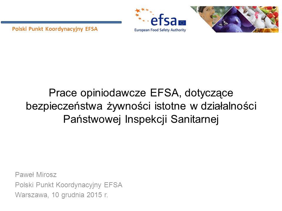 Polski Punkt Koordynacyjny EFSA