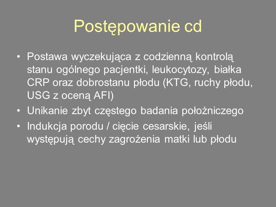 Postępowanie cd