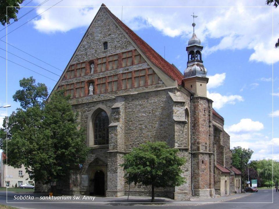 Sobótka – sanktuarium św. Anny