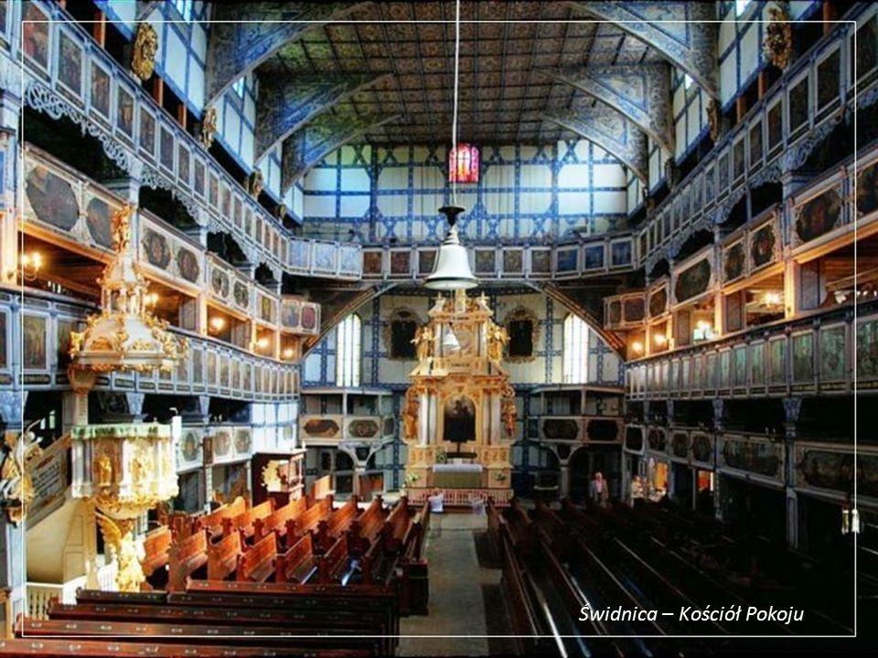 Świdnica – Kościół Pokoju