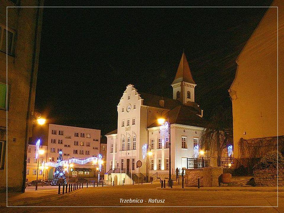Trzebnica - Ratusz