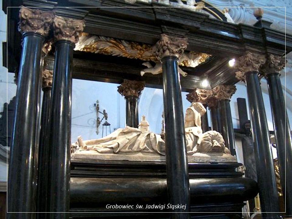 Grobowiec św. Jadwigi Śląskiej