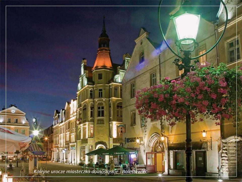 Kolejne urocze miasteczko dolnośląskie - Bolesławiec