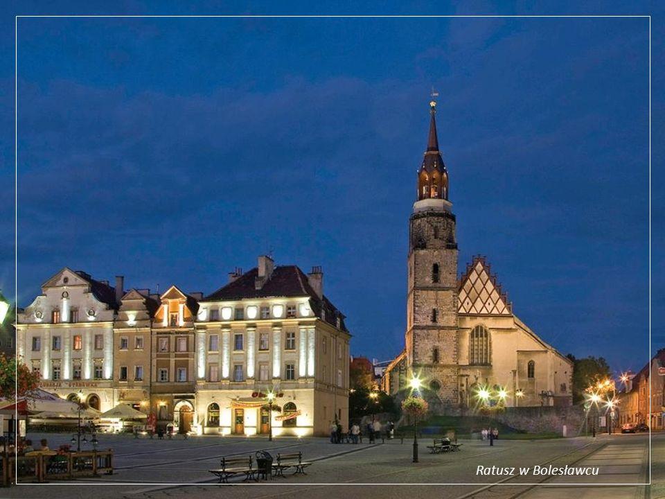 Ratusz w Bolesławcu