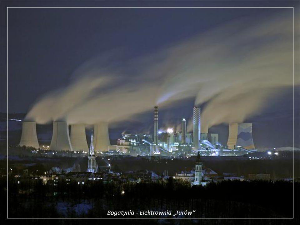 """Bogatynia - Elektrownia """"Turów"""