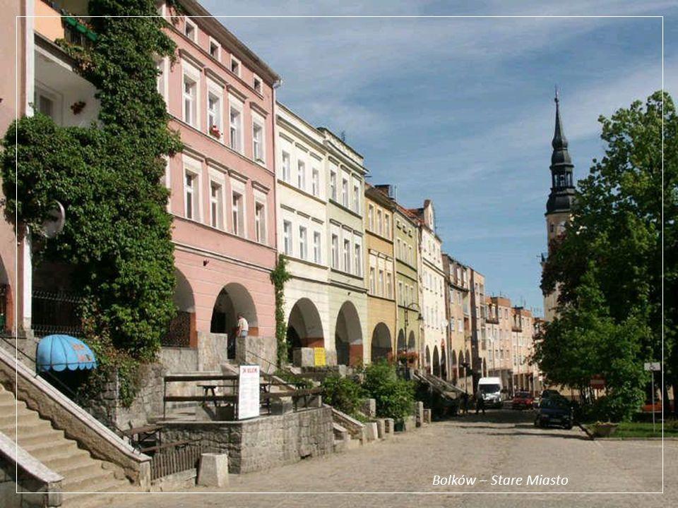 Bolków – Stare Miasto