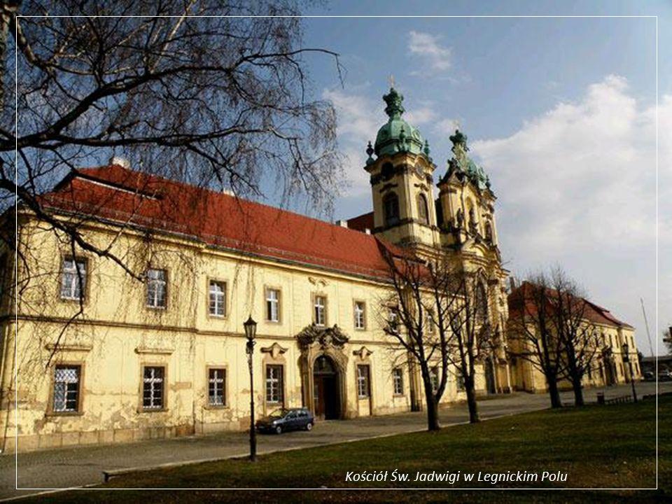 Kościół Św. Jadwigi w Legnickim Polu