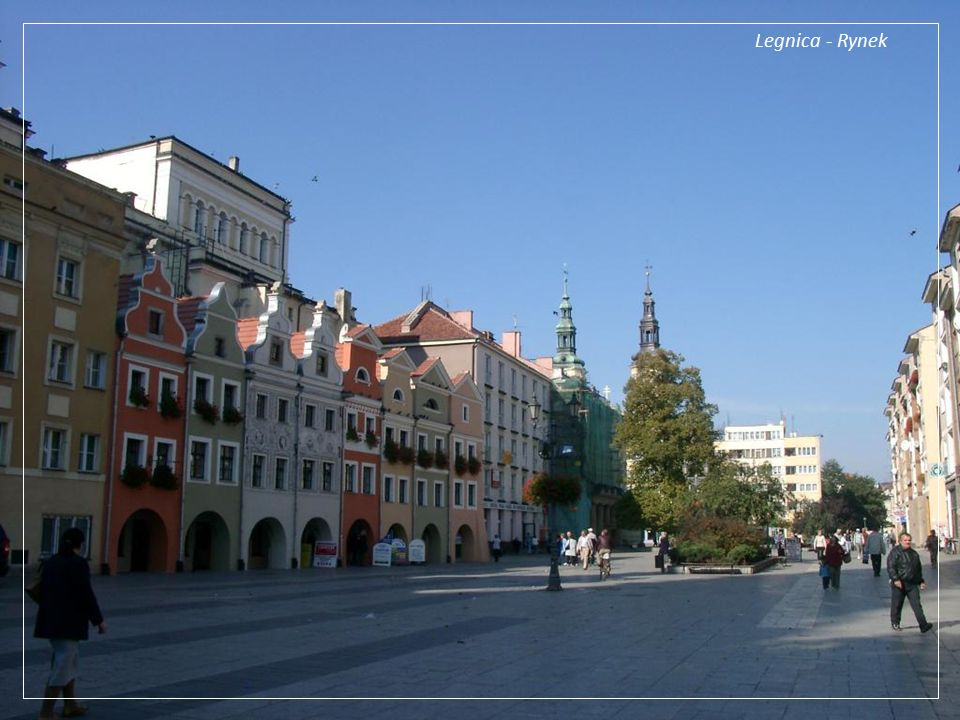 Legnica - Rynek