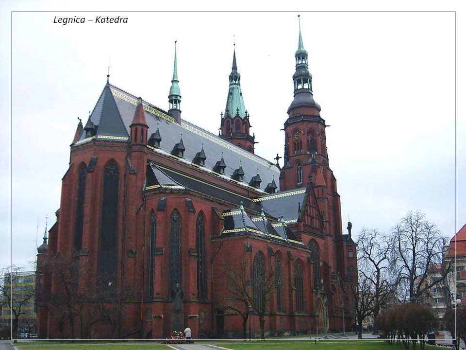 Legnica – Katedra