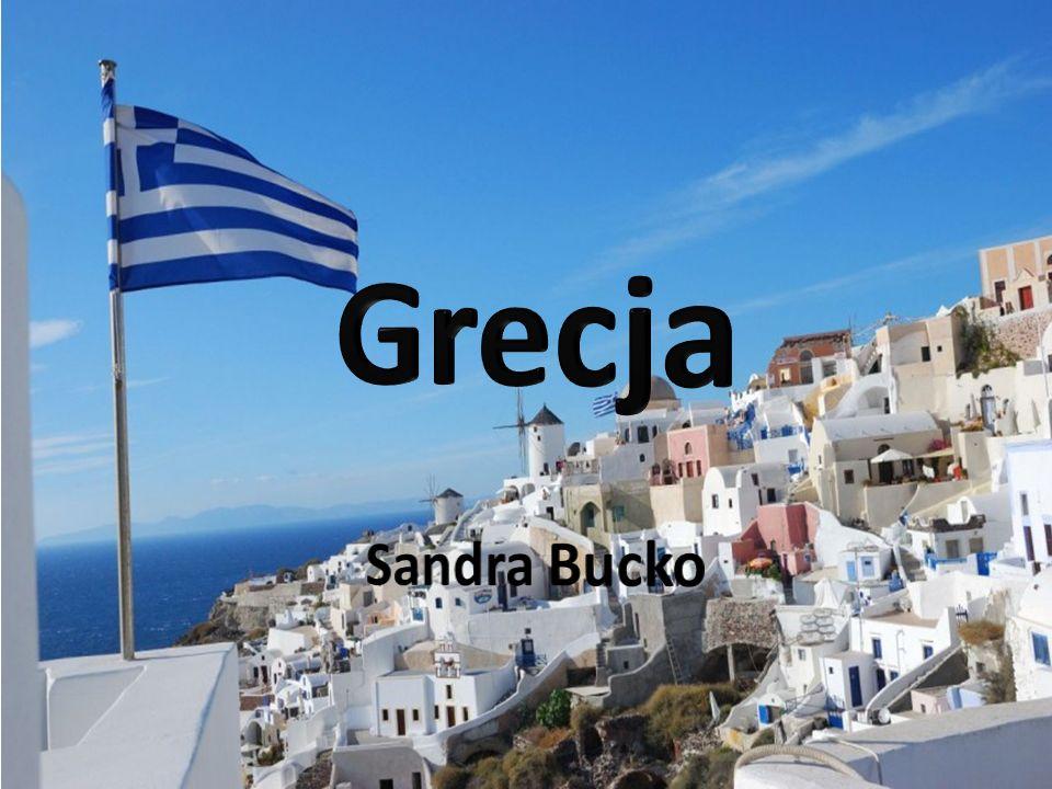 Grecja Sandra Bucko