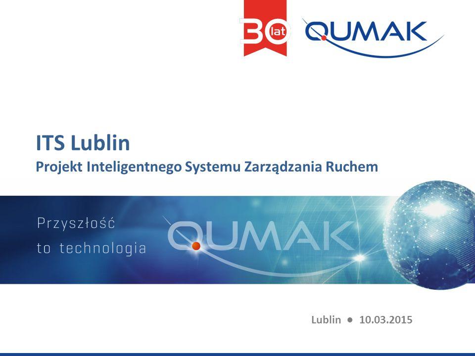 ITS Lublin Projekt Inteligentnego Systemu Zarządzania Ruchem