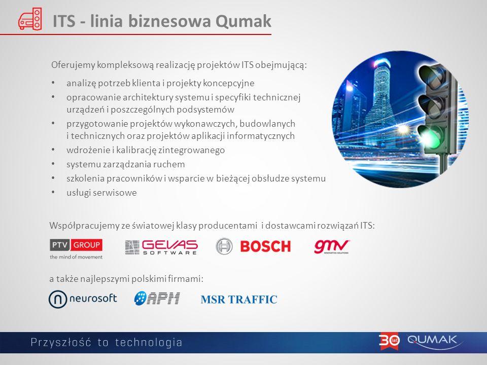 ITS - linia biznesowa Qumak
