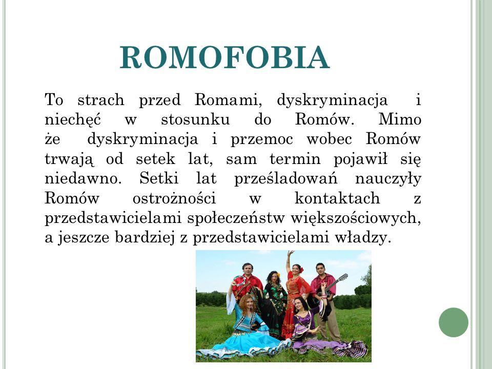 ROMOFOBIA