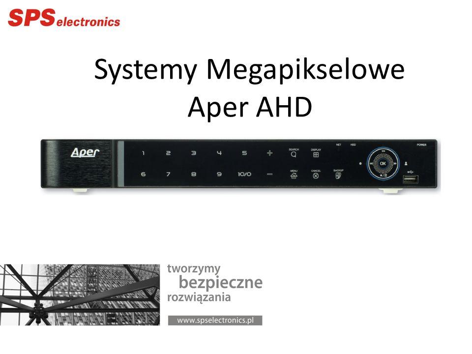 Systemy Megapikselowe Aper AHD