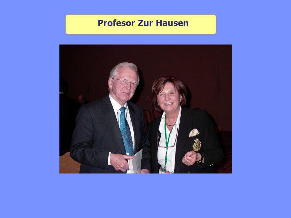 Profesor Zur Hausen