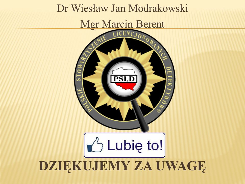 Dr Wiesław Jan Modrakowski