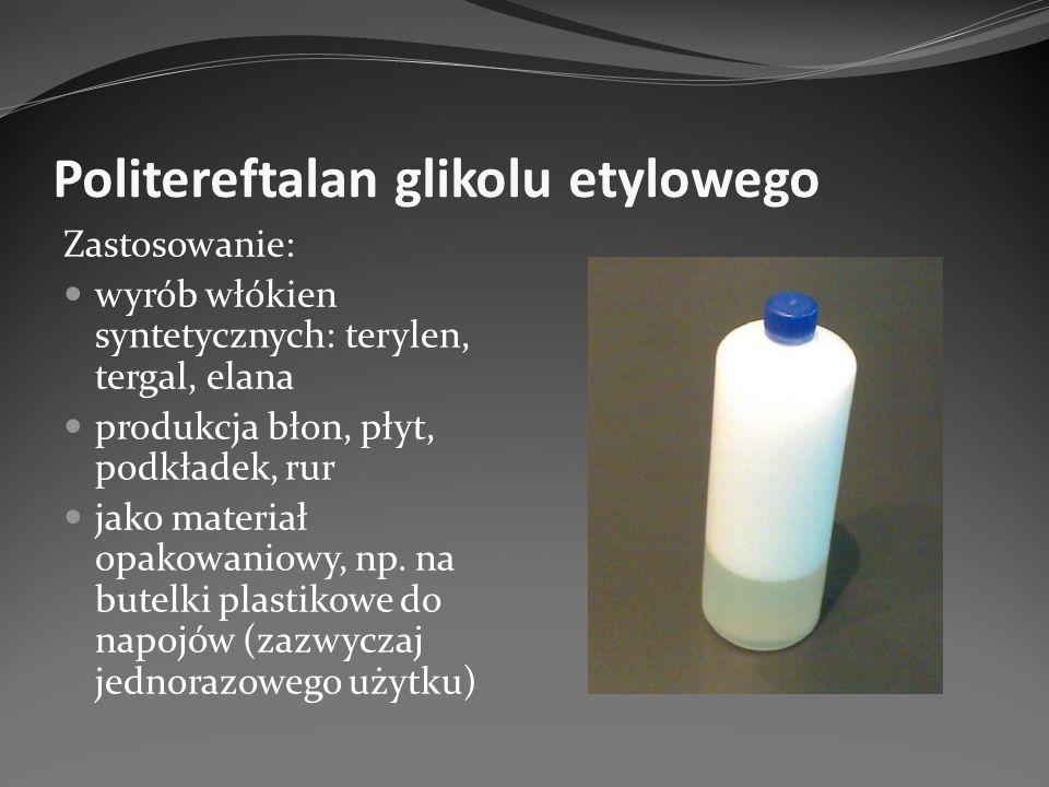 Politereftalan glikolu etylowego
