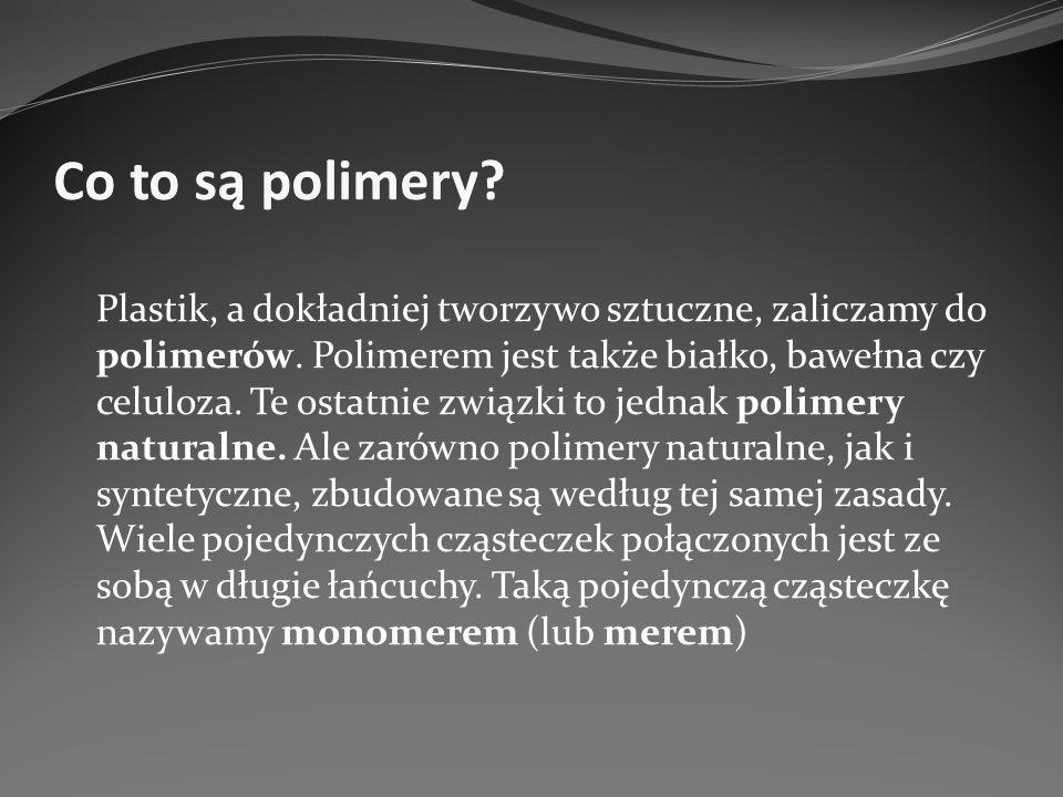 Co to są polimery