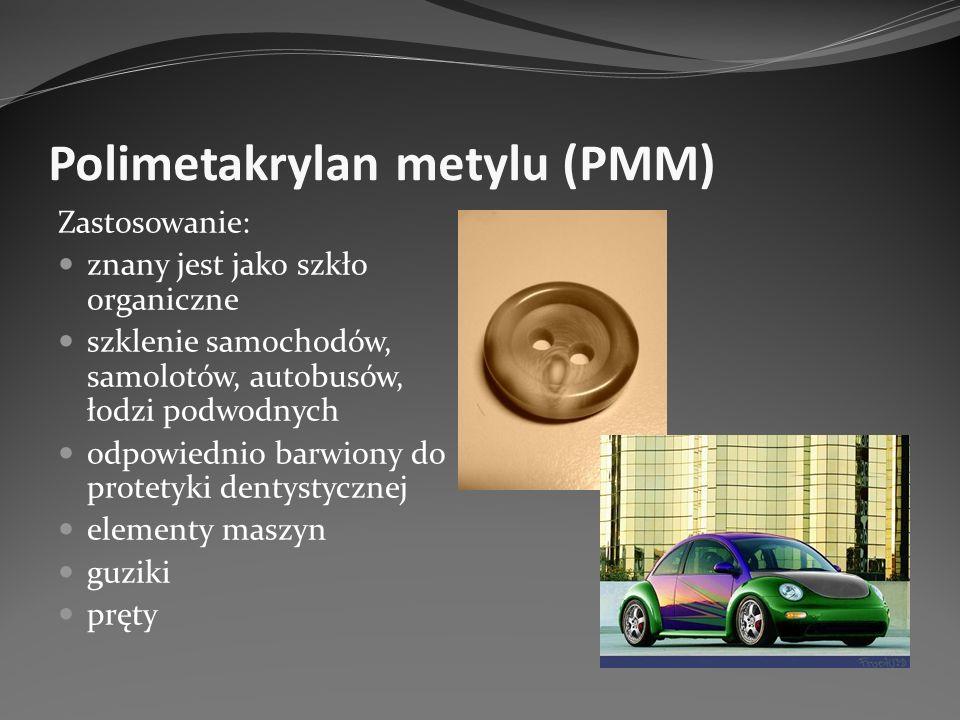 Polimetakrylan metylu (PMM)