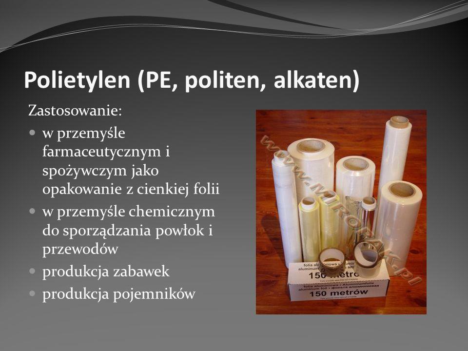 Polietylen (PE, politen, alkaten)