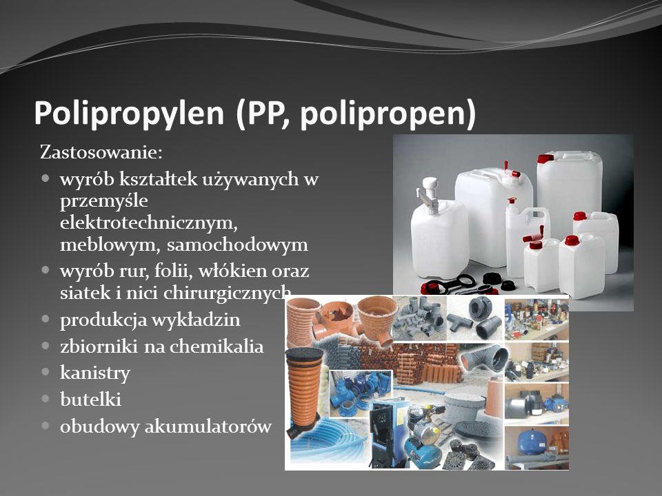Polipropylen (PP, polipropen)