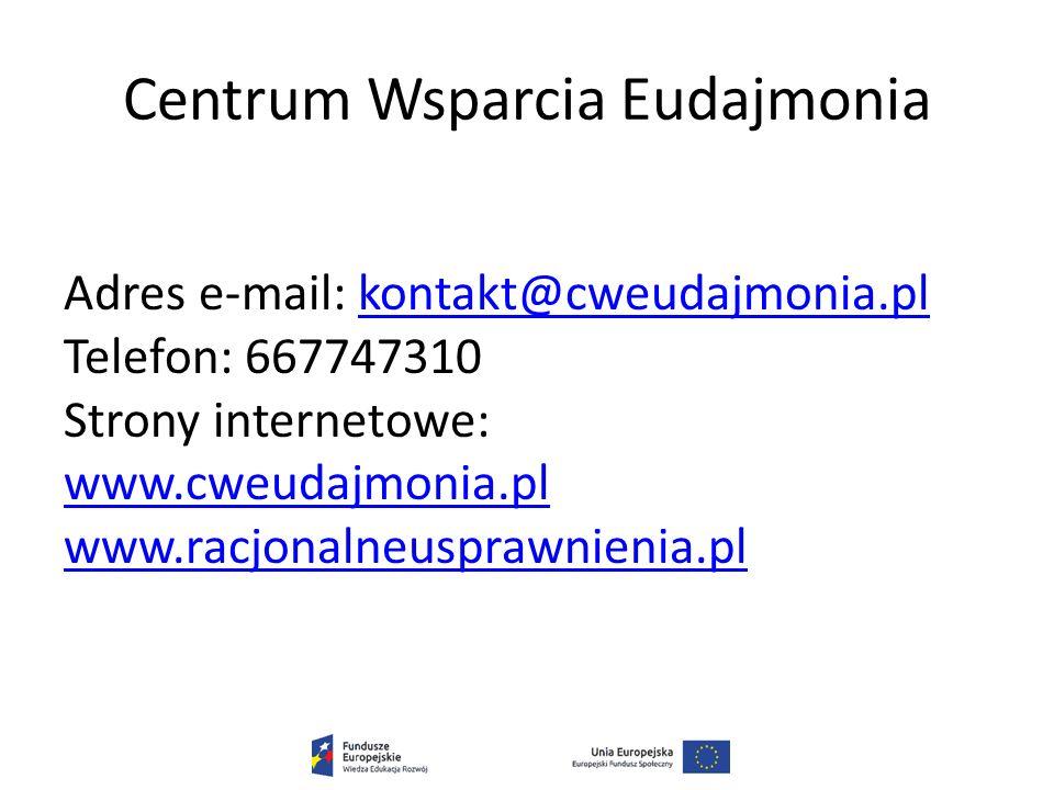 Centrum Wsparcia Eudajmonia
