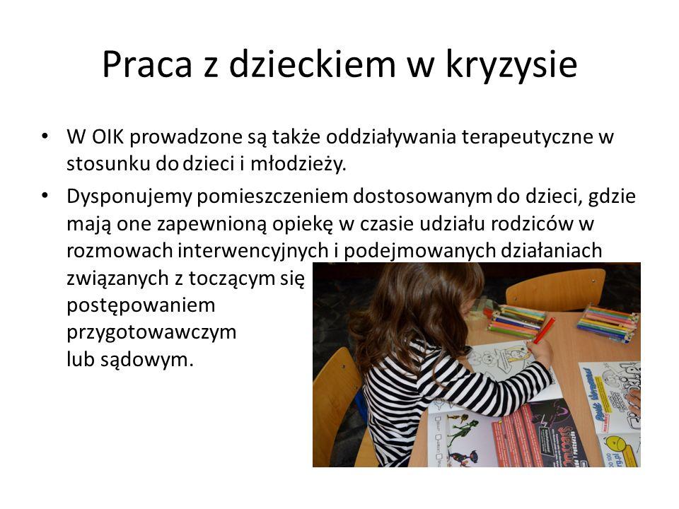 Praca z dzieckiem w kryzysie