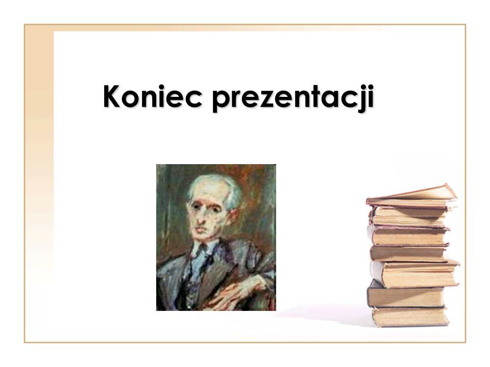 Koniec prezentacji