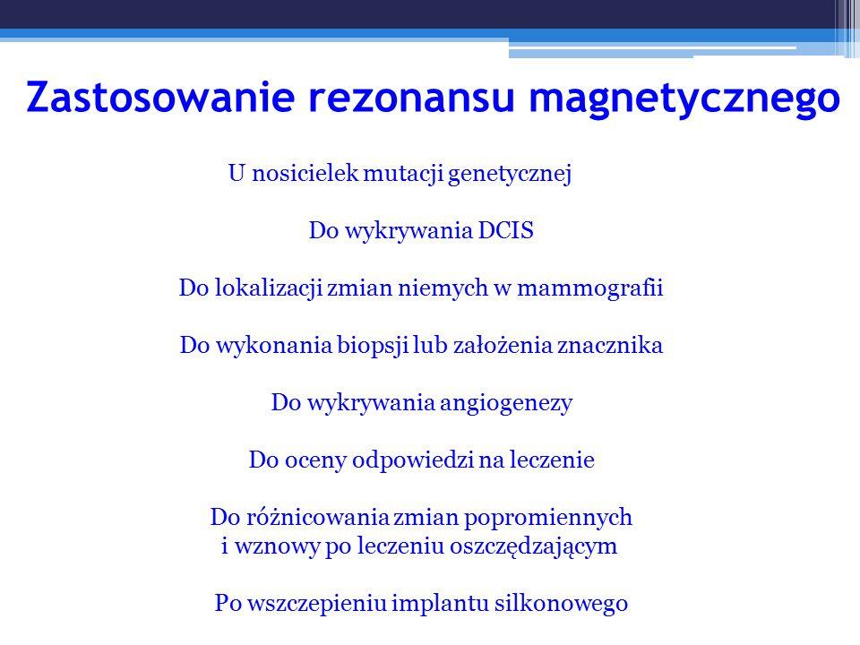 Zastosowanie rezonansu magnetycznego
