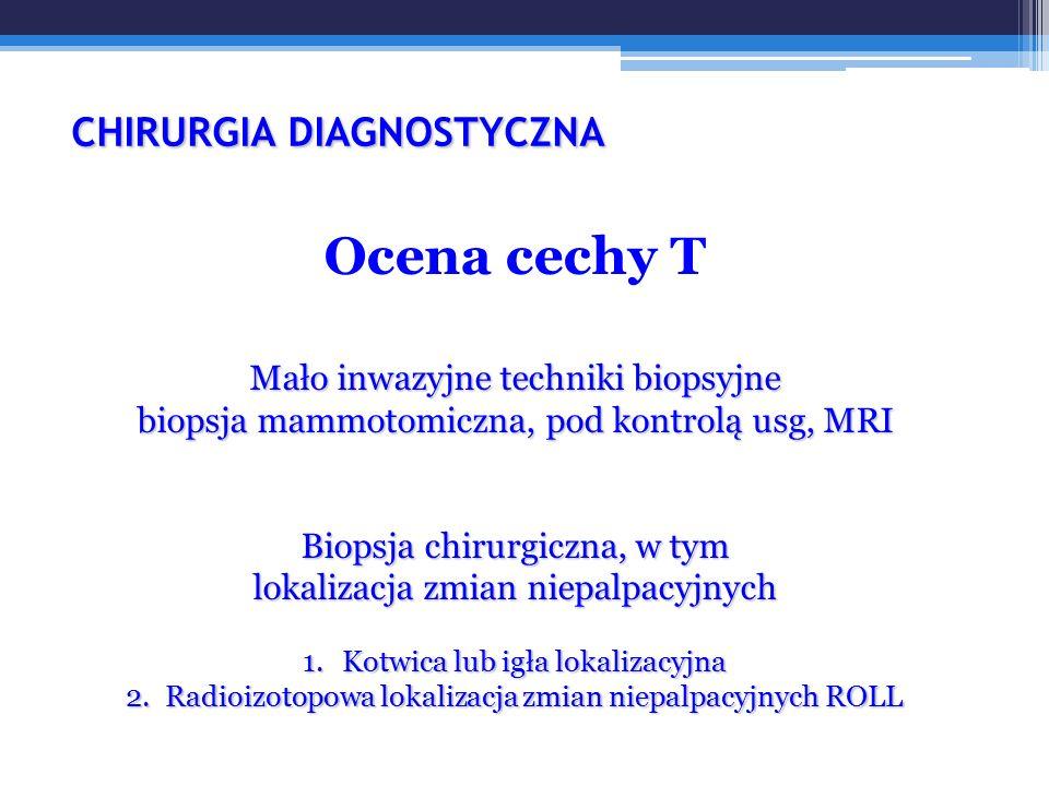 CHIRURGIA DIAGNOSTYCZNA