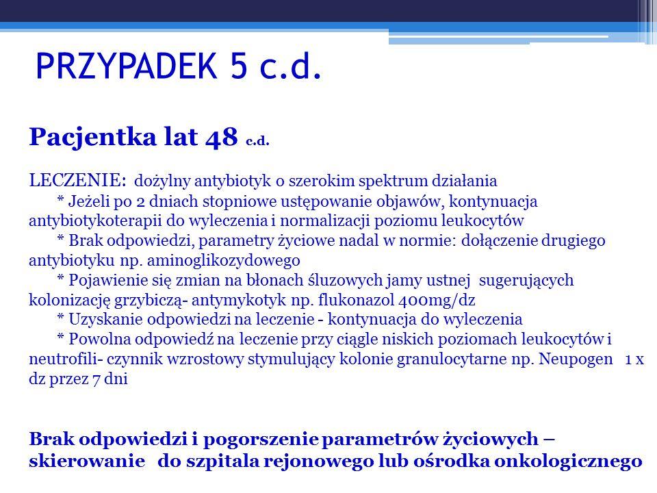 PRZYPADEK 5 c.d.