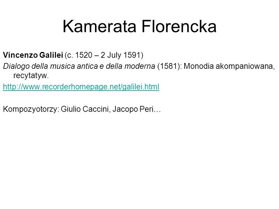 Kamerata Florencka