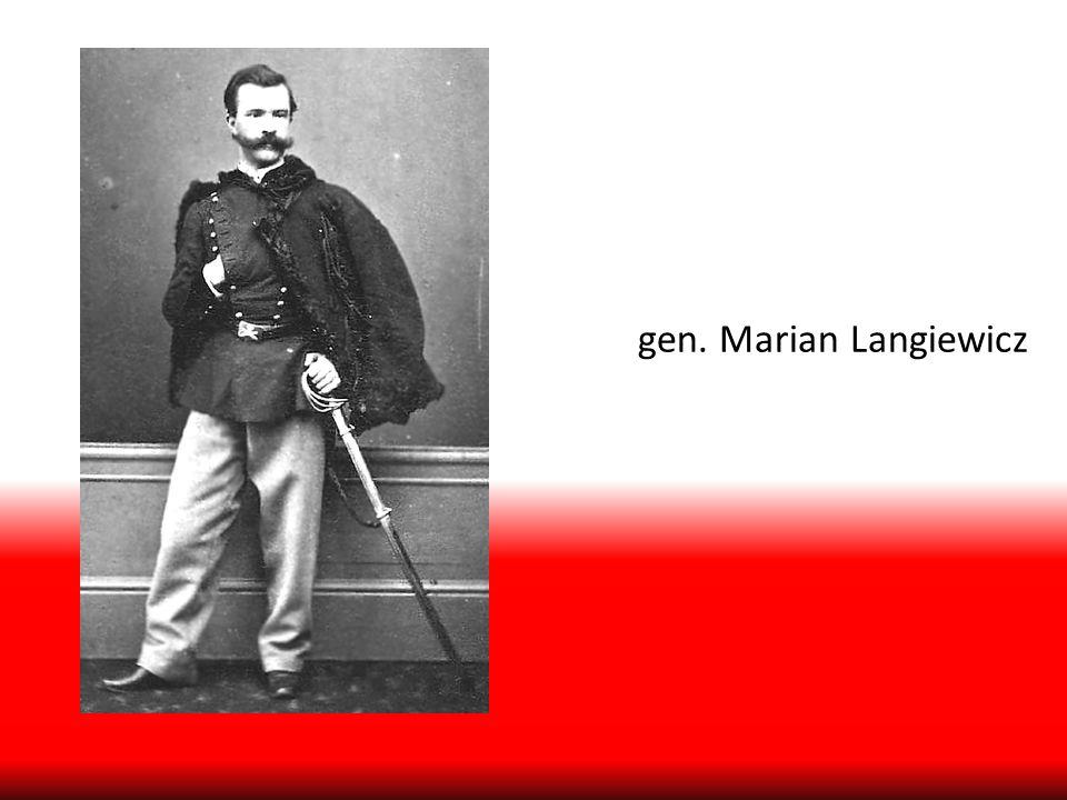 gen. Marian Langiewicz