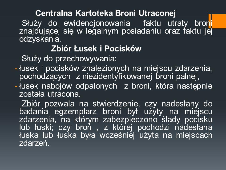 Centralna Kartoteka Broni Utraconej