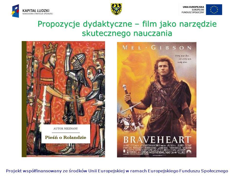 Propozycje dydaktyczne – film jako narzędzie skutecznego nauczania
