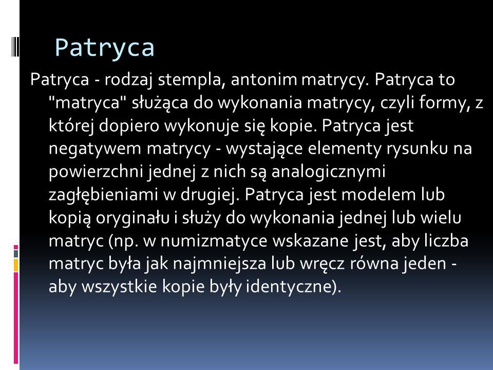 Patryca