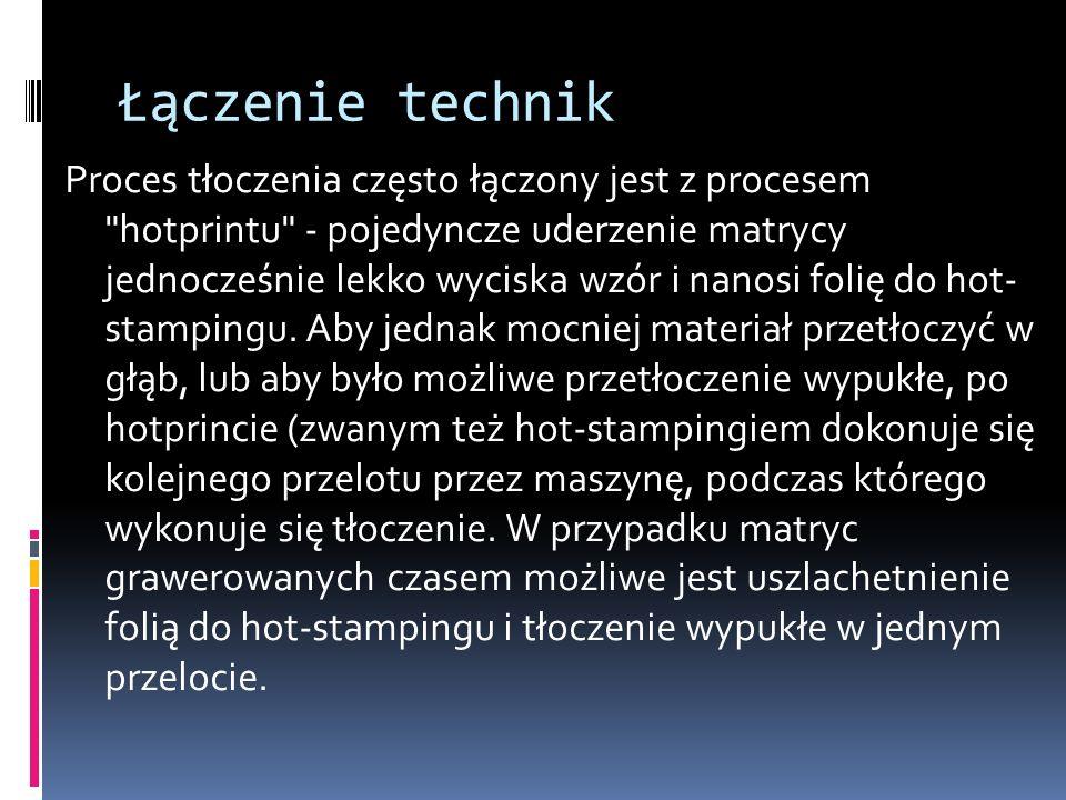 Łączenie technik