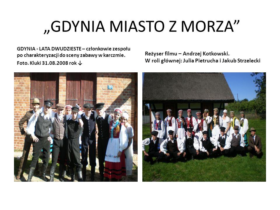 """""""GDYNIA MIASTO Z MORZA"""
