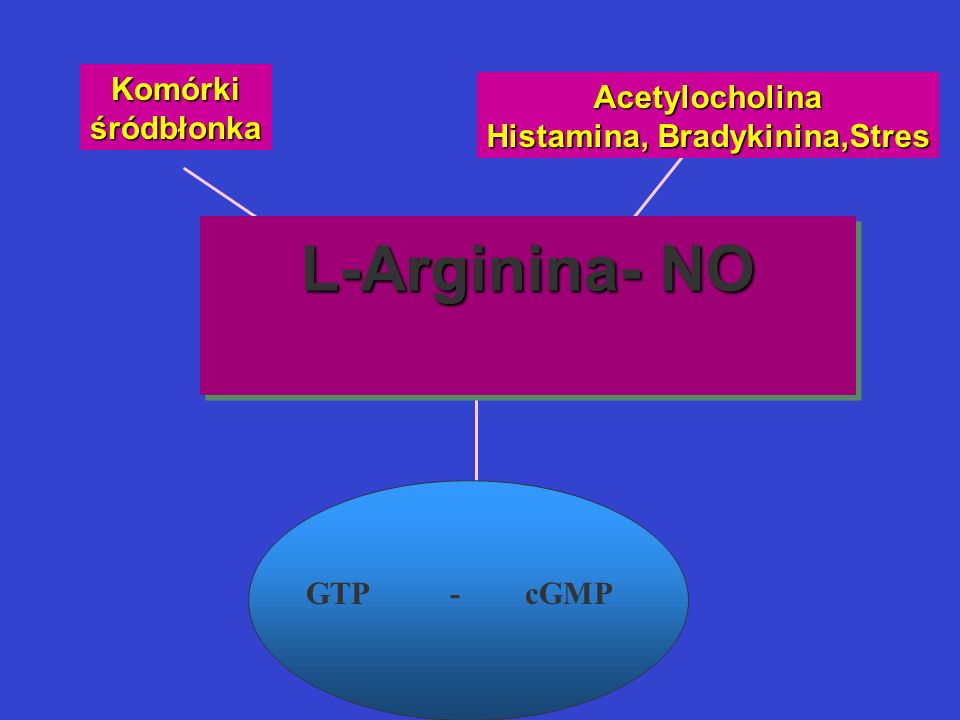 Histamina, Bradykinina,Stres