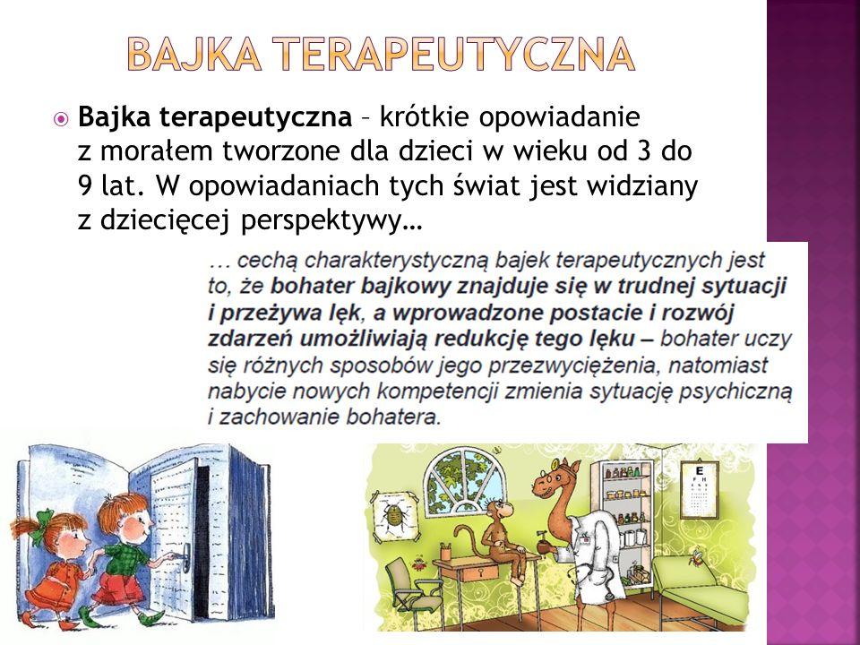 Bajka terapeutyczna