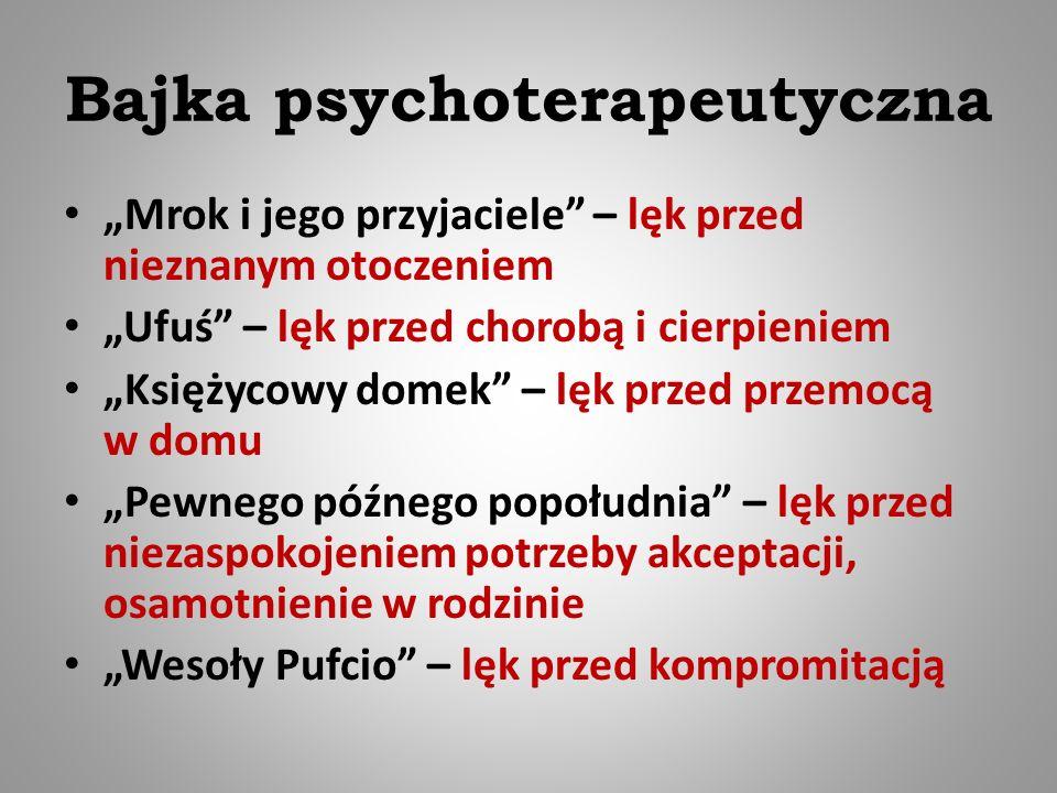 Bajka psychoterapeutyczna