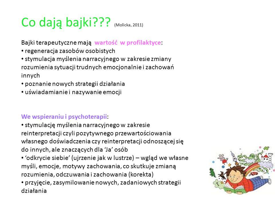 Co dają bajki (Molicka, 2011)