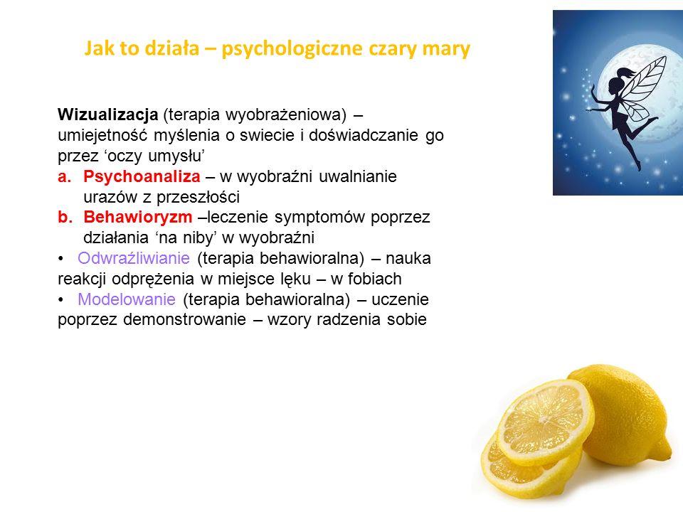 Jak to działa – psychologiczne czary mary