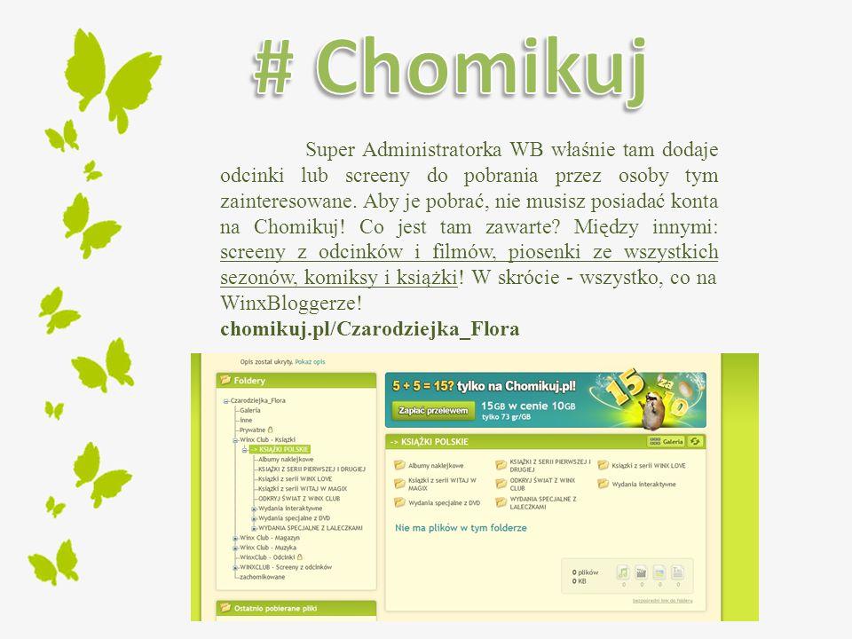 # Chomikuj